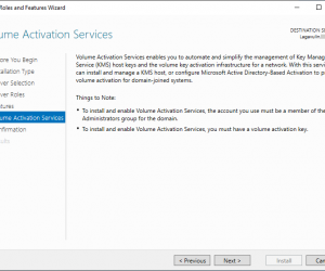 Windows Server 2019 KMS Setup